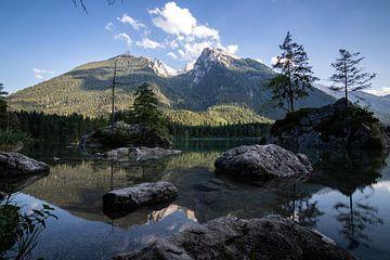 Hintersee, Berchtesgaden von Fabian Bracht