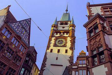 Martinstor Freiburg von Patrick Lohmüller