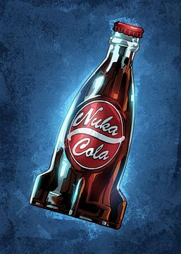 Nuka Cola van Nikita Abakumov