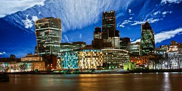 London night & day von Stefan Havadi-Nagy