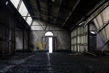 Verlassenes Lagerhaus von Rob van Esch