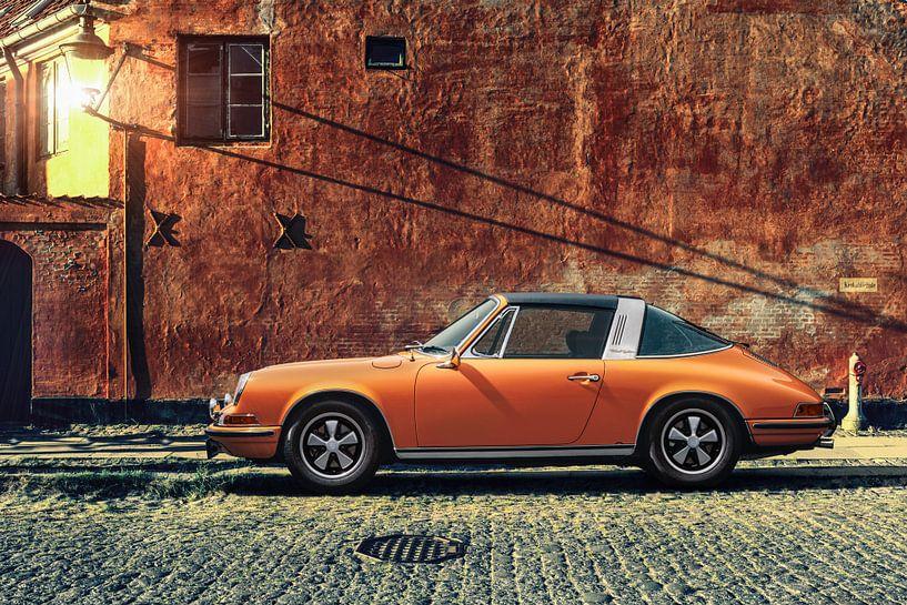 Porsche 911 von Ramon Enzo Wink