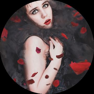 Een duistere Ophelia van Elianne van Turennout