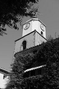 De kerk van Saint-Tropez van