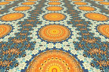 Mandala Perspektive 2 sur Marion Tenbergen