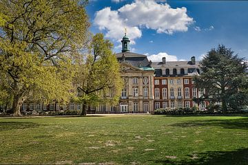 Münster - Schloss von Maximilian Prinz Hohenlohe