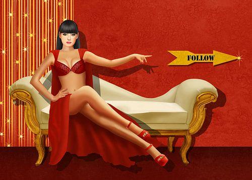 Follow me - follow you von