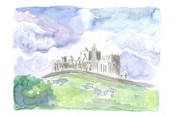 Felsen von Cashel Grafschaft Tipperary Irland
