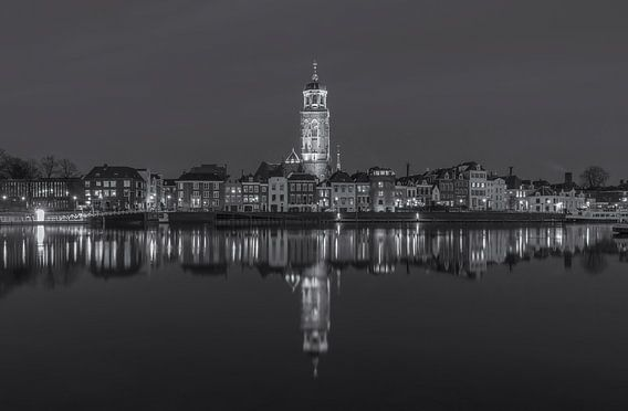 Deventer Skyline at Night - part four