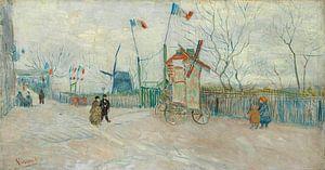 Vincent van Gogh, Impasse des Deux Frères