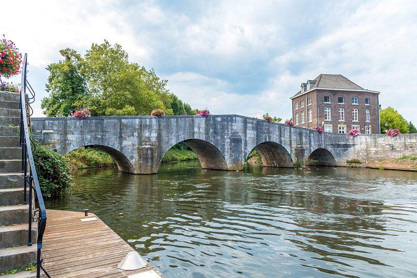 Steenenbrug Roermond van Jaap Mulder