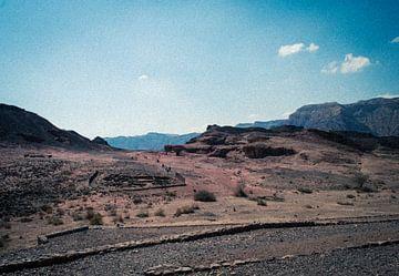 Kupfermine, Timna-Tal, Israel von Stefan van Horssen