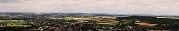 Panorama Zuid-Limburg van Jeffry van Kalsbeek