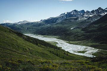 Altaj-Gebirge Mongolei von Tom in 't Veld
