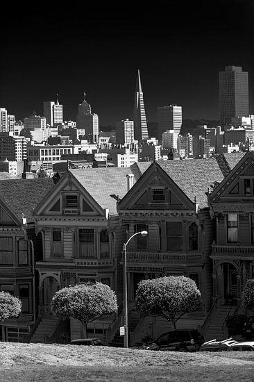Painted Ladies van San Francisco