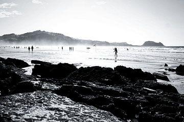 Scène aan de Atlantische kust van David Heyer