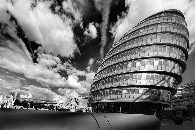 City Hall London van Maerten Prins