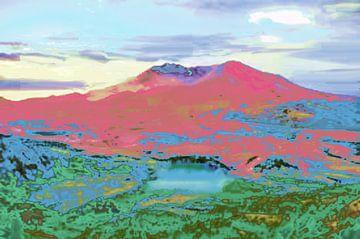 a mountain for ever van Jan Schutten