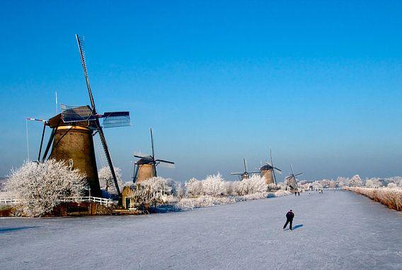 Eenzame schaatser von Thijs Schouten