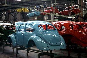 1968 - Volkswagen Kever productieband
