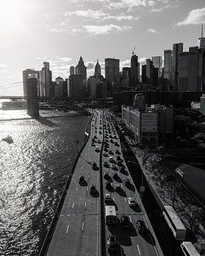 Schwingungen der Stadt New York 2.0 von Ian Schepers