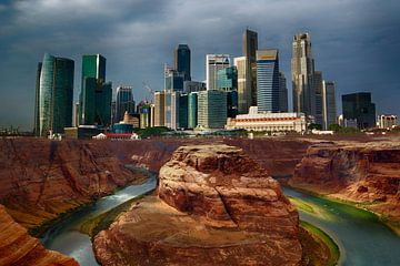 singapore-another-earth von H.m. Soetens