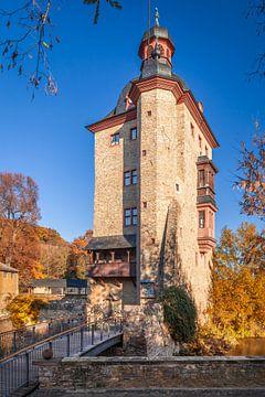 Bergfried von Schloss Vollrads van Christian Müringer