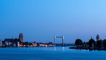 Skyline Dordrecht 2 van Manon Ruitenberg