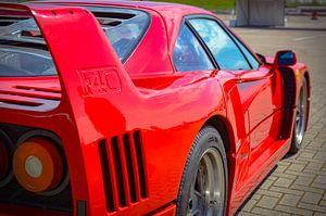 Ferrari F40 von Jeroen Smit