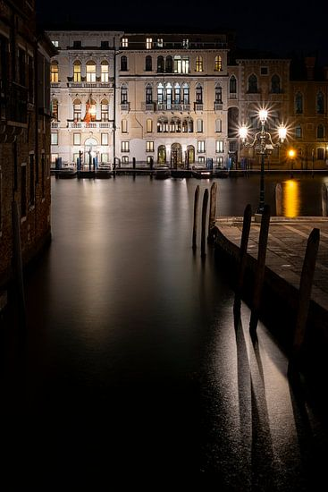 Canal Grande in Venedig von Andreas Müller