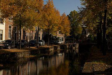 Herfstkleuren in Amersfoort von Stephan van Krimpen