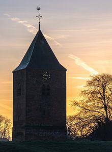 de Peperbus toren van Tania Perneel