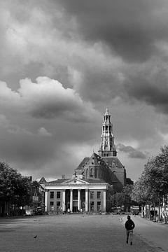 Korenbeurs en Aakerk sur Iconisch Groningen
