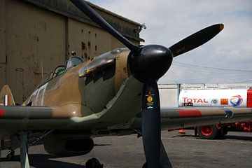 Hawker Hurricane von Joeri Veenhuizen