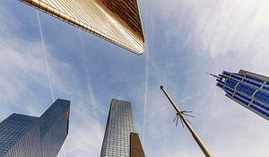 Rotterdam Skyline Station CS
