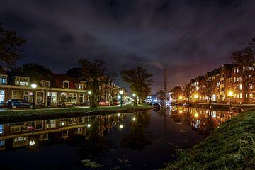 Rijnsburgersingel in Leiden von Dirk van Egmond