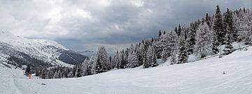 Skigebiet Serfaus in Tirol von Dirk Rüter