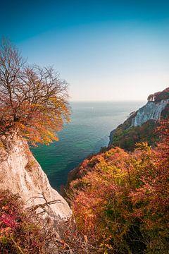 Victoriaans uitzicht op het eiland Rügen van Martin Wasilewski
