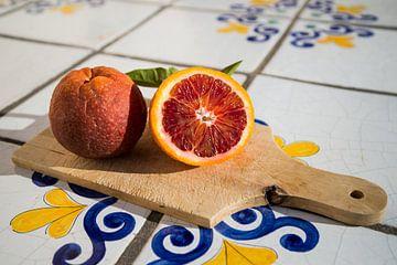 Bloed sinaasappelen van