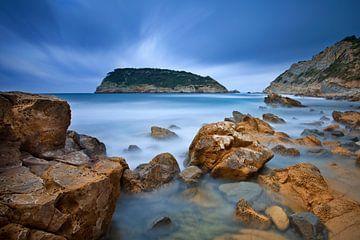 Costa Blanca, Spanien von Peter Bolman