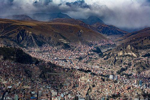 Vallei van La Paz van Ronne Vinkx