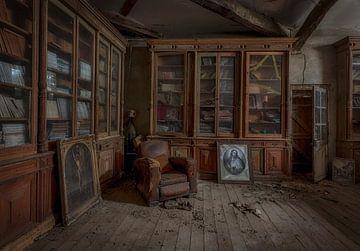 Bibliotheek van Kelly van den Brande