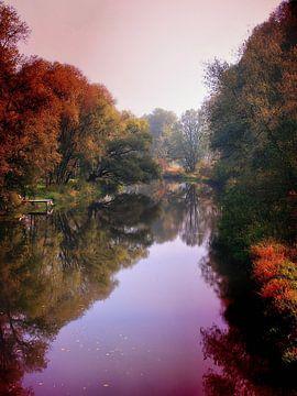 Mystic River von Ilona Picha-Höberth
