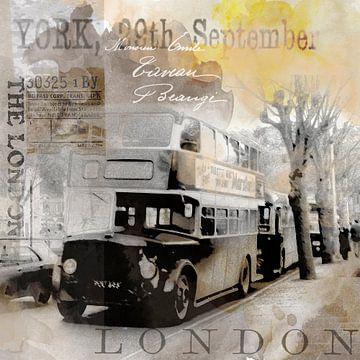 Vintage London sur Andrea Haase
