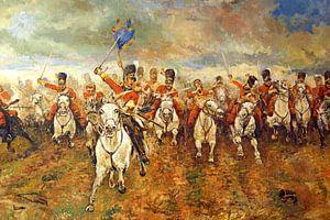 Schottland für immer, (1881) von Lady Butler
