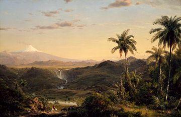 Cotopaxi, Frederic Edwin Church