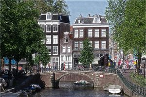 Amsterdam sketch-oto