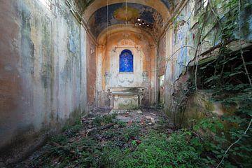 Kapelle in Ruinen von Kristof Ven