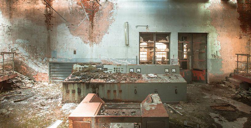 Ghost factory van Olivier Photography