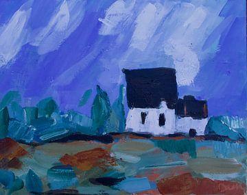 Limburgs huisje van Mieke Daenen